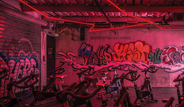Best if Dubai - The Warehouse Gym