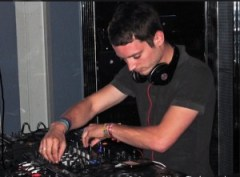 Elijah Wood as DJ