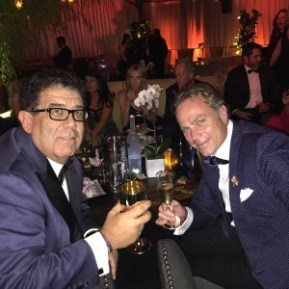 Victorino Noval and Jean-Charles Boisset