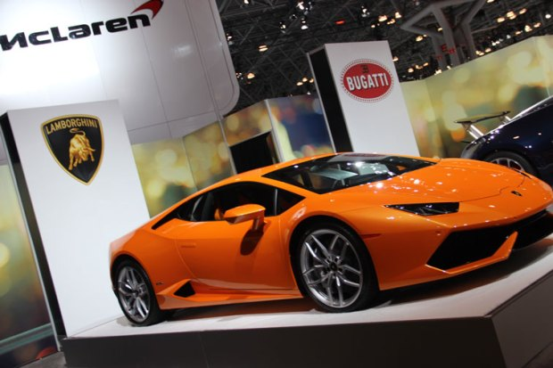 New York Auto Show 2015- Exotic cars (29)