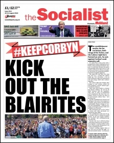 The Socialist issue 913