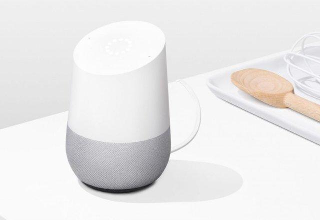 Google Home assistente Google