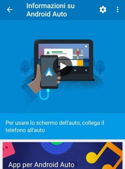 Android Auto - installare aa mirror 8