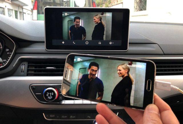 Android Auto - installare aa mirror