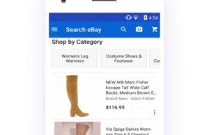 ebay ricerca per immagini