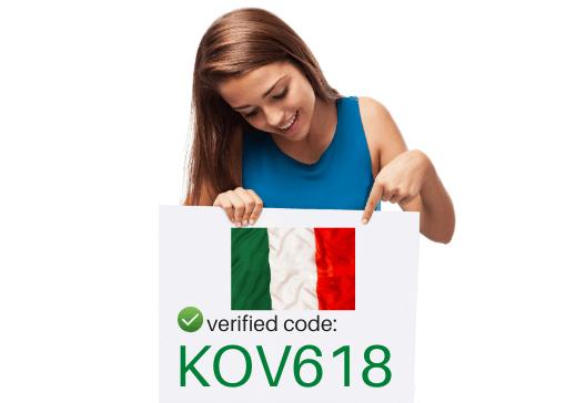 iHerb Italia promo code