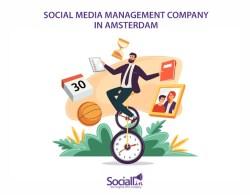 Social Media Management Company In Amsterdam