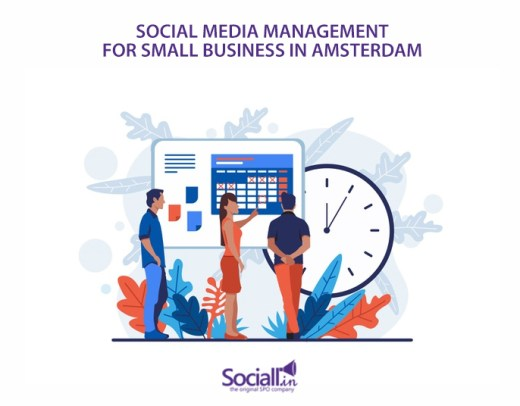 Social Media Management For Small Business In Amsterdam
