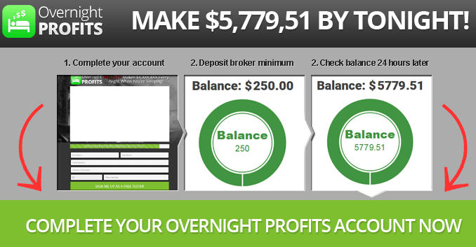 Overnight Profits Review and bonus