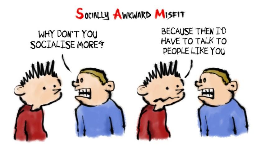 socialise