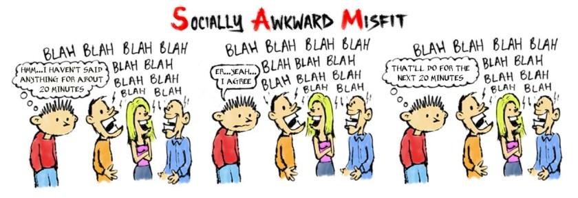 introvert comic