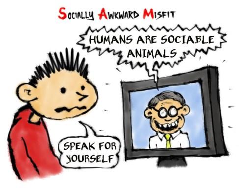 humans social animals