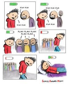 introvert recharge cartoon comic