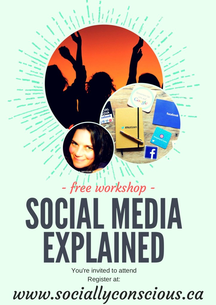 free social media workshop