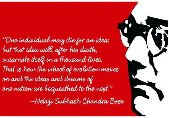 Powerful Quotes By Subhash Chandra Bose That Have Inspired Millions, Subhash Chandra Bose Quotes For Students And Children, Quotes By Subhash Chandra Bose That Will Bring Out The Patriot In You, Subhash Chandra Bose Inspirational Quotes, NetaJi Subhash Chandra Bose Quotes In Hindi, Netaji Subhash Chandra Bose Quotes, नेताजी सुभाष चन्द्र बोस के अनमोल विचार, सुभाष चन्द्र बोस के क्रांतिकारी विचार, Quotes By Subhas Chandra Bose In Hindi, Subhash Chandra Bose Quotes in Hindi