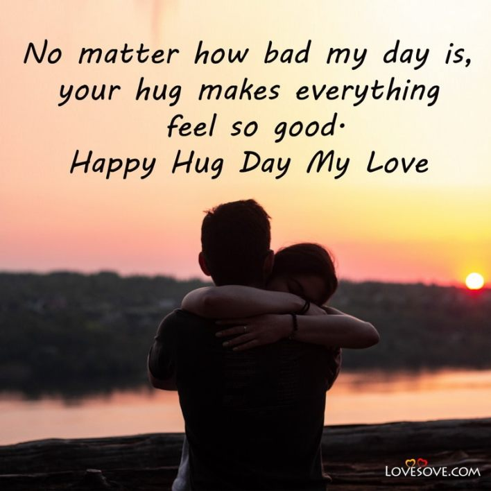 Hug Day Quotes For Girlfriend, Hug Day Quotes For Hubby, Hug Day Quotes For Best Friend, Hug Day Quotes With Images,
