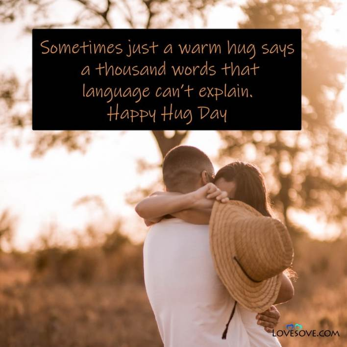 Quotes On Hug Day For Boyfriend, Images For Hug Day With Quotes, Quotes On Hug Day For Husband, Hug Day Best Quotes,