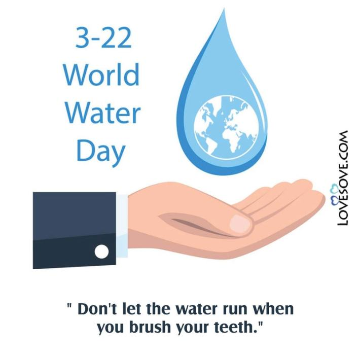 World Water Day Images Lovesove - scoailly keeda
