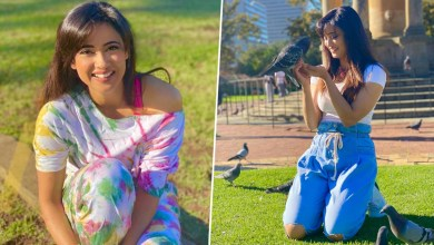 Shweta Tiwari's Khatron Ke Khiladi 11 Lookbook: Latest PICS of the Telly Diva from Cape Town Will Make You Fall in Love with her Unique Fashion