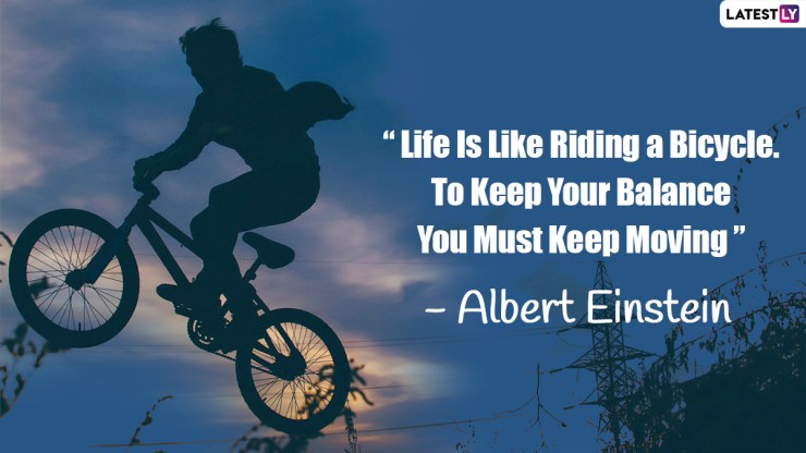 World Bicycle Day Quotes 7