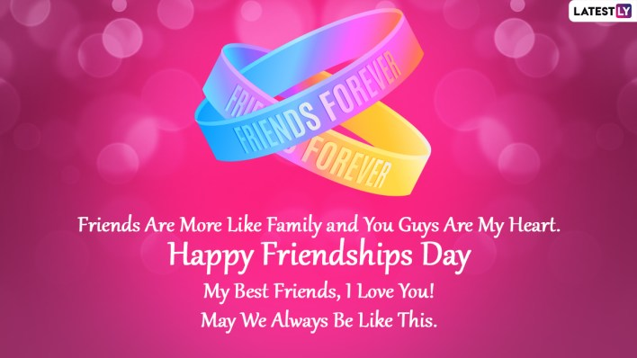 1 Friendship Day Messages - scoailly keeda