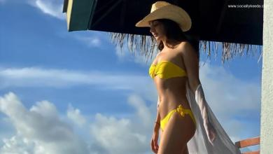Kiara Advani Is Badly Missing Her Bikini Body, Shares a Sexy Throwback Pic in a Yellow Two Piece