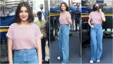 Anushka Sharma Looks Fresh As Daisy but Its Her Hairdo and Casual-Chic Avatar That's Making Us Fall in Love With Her More and More!