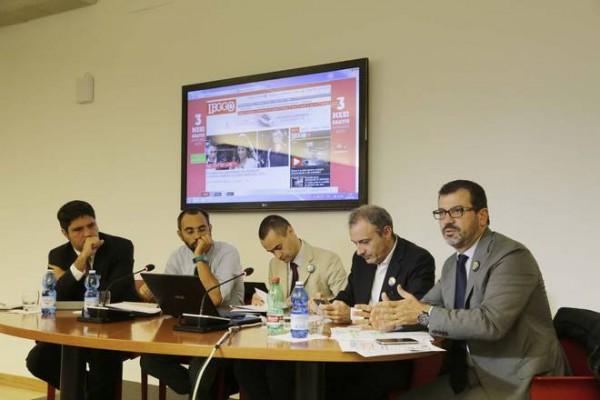 Alla #SocialMediaWeek di #Roma il #giornalismo è open source