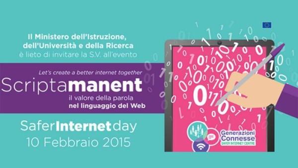 Safer Internet Day: una giornata di incontri per portare la sicurezza della rete all'attenzione di ragazzi e adulti