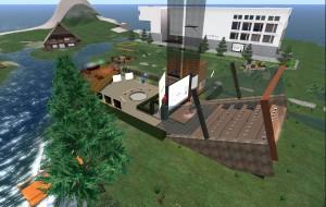 virtuelles Gelände