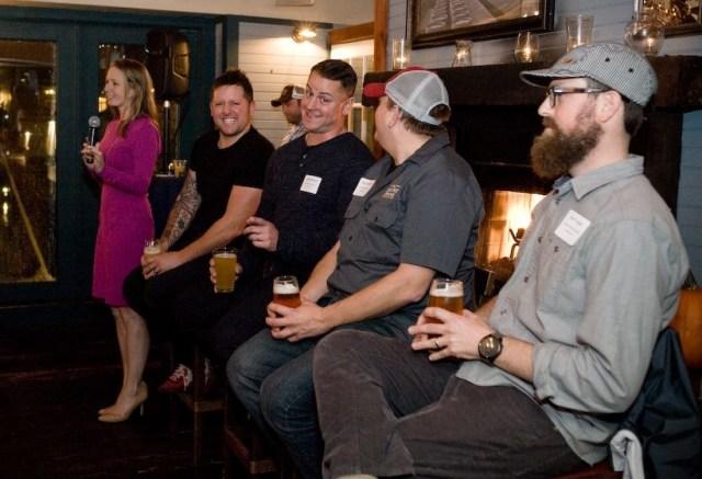 Beer SMBME panelists