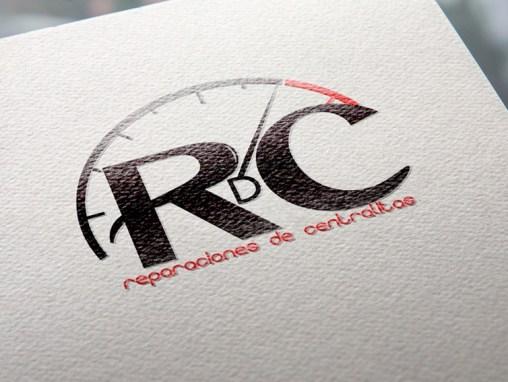 Branding Reparación de Centralitas