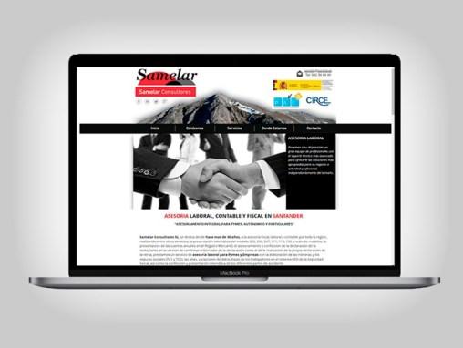 Web Samelar SL