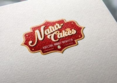 Logotipo Naturcakes