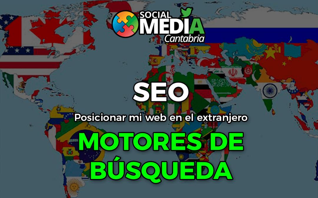 Posicionar mi web en el extranjero