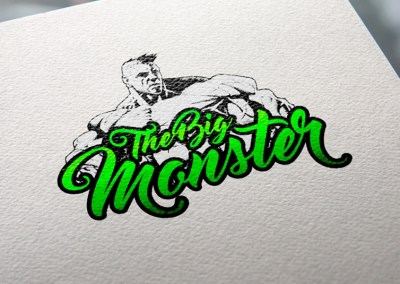 Branding The Big Monster