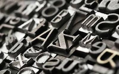 Que tipo de letra usan las grandes marcas???