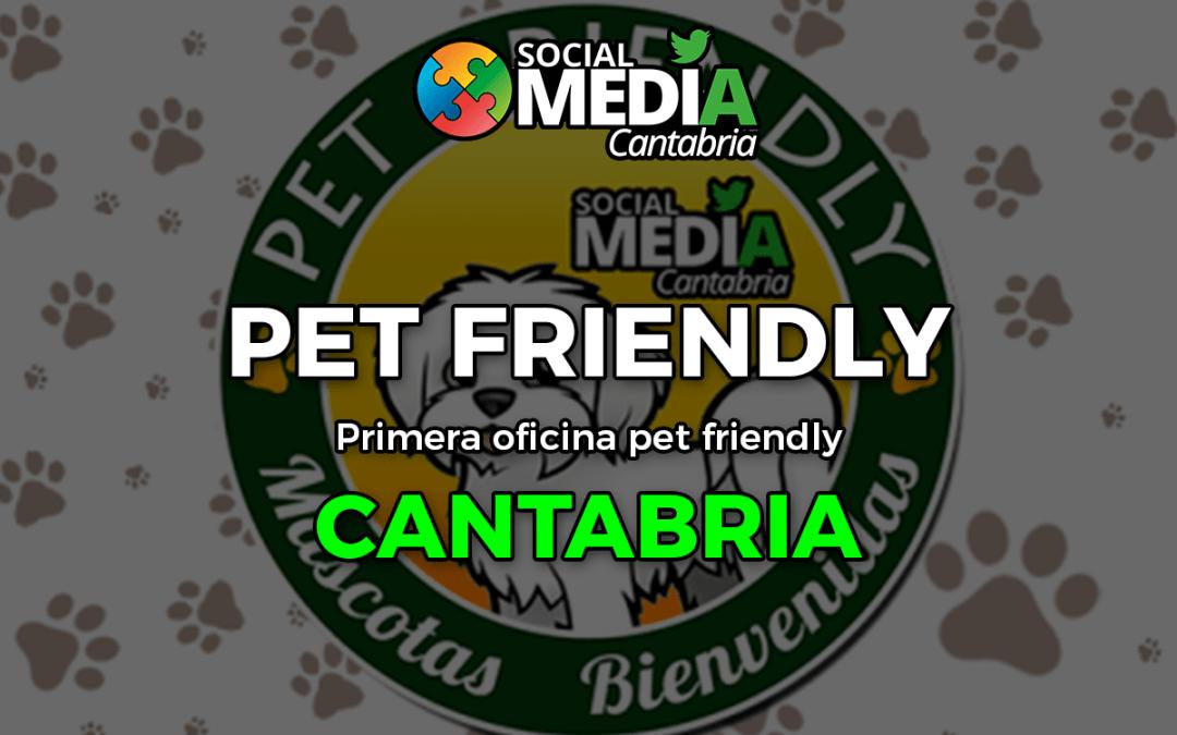 Primera oficina PetFriendly en Cantabria