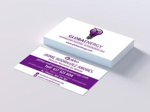 Branding Globaenergy