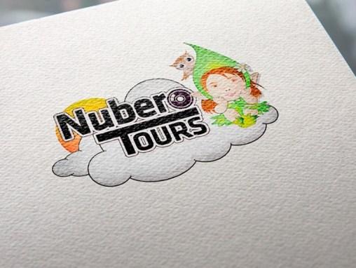 Logotipo Nuberu