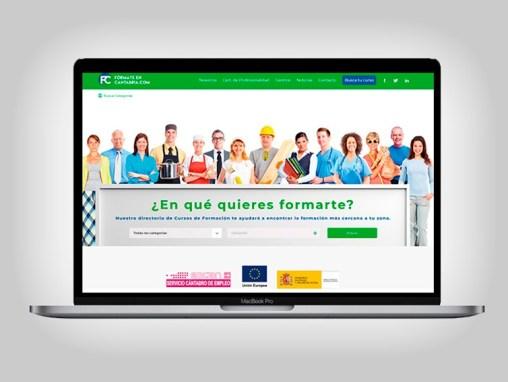 Mantenimiento Web Formate en Cantabria