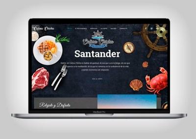 Web Calma Chicha Santander
