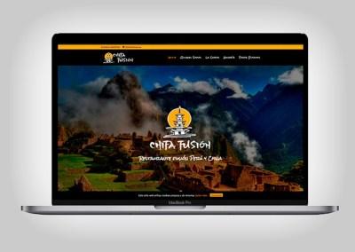 Web Restaurante Chifa Fusión