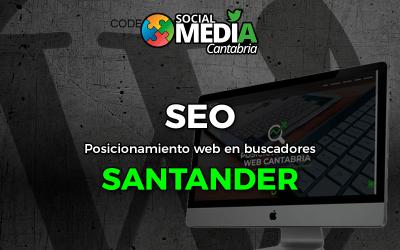 Posicionamiento web en Santander