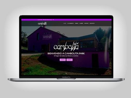 Web Cambolita Park
