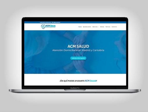 Web ACM Salud