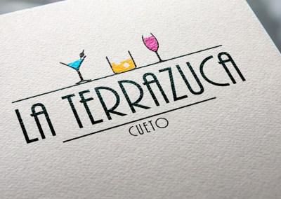 Logotipo La terrazuca de Cueto