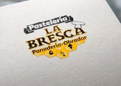 Branding Horno La Bresca