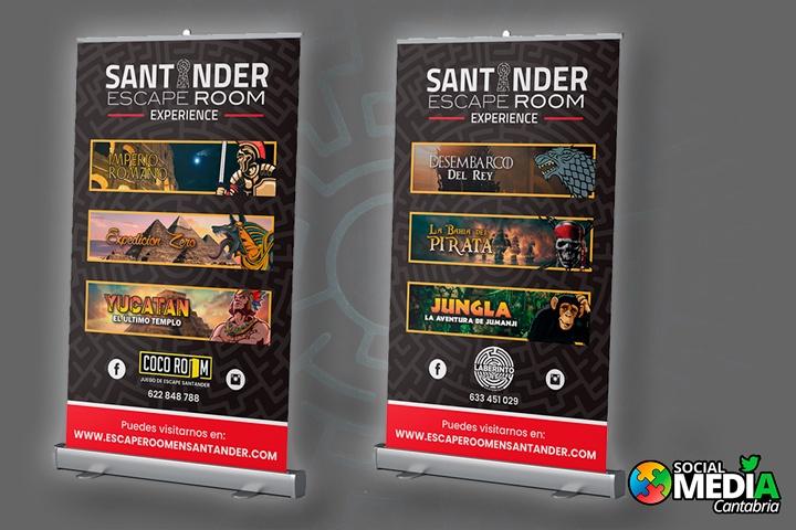 rollpus-Santander-escape-room-Social-media-Cantabria-