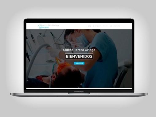 Web Clínica Teresa Ortega